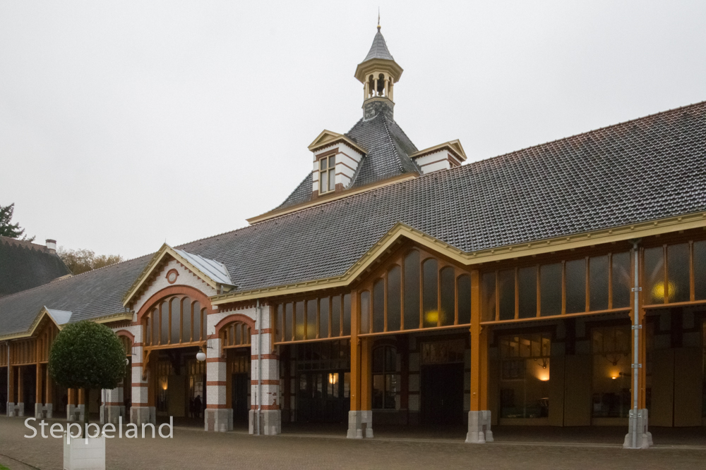 Royal Stables Palace 'Het Loo' - 16mm wide angle